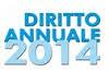 Diritto annuale 2014