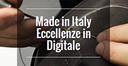 """""""Made in Italy: Eccellenze in Digitale"""" parte anche a Ferrara"""