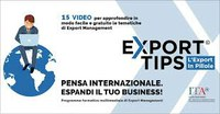 Export Tips - L'export in pillole
