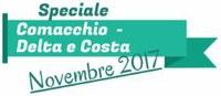 Comacchio - Delta e Costa- novembre 2017