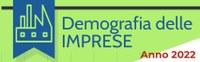 Demografia delle Imprese - Dati Anno 2019