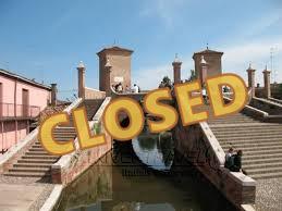 Chiusura ufficio Sede camerale di Comacchio: mercoledì 2 gennaio 2019